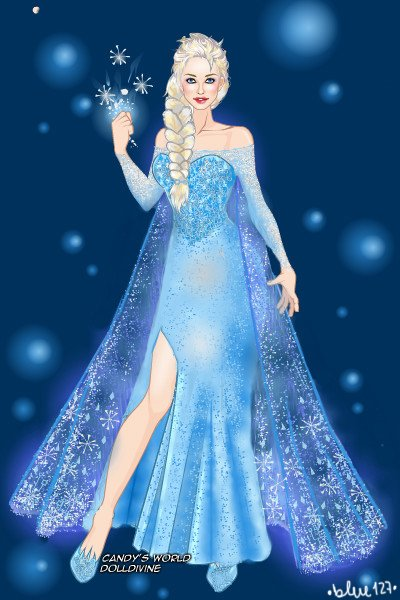 An Icy Blast ~ I really had to.#Frozen #Disney #TheSnow