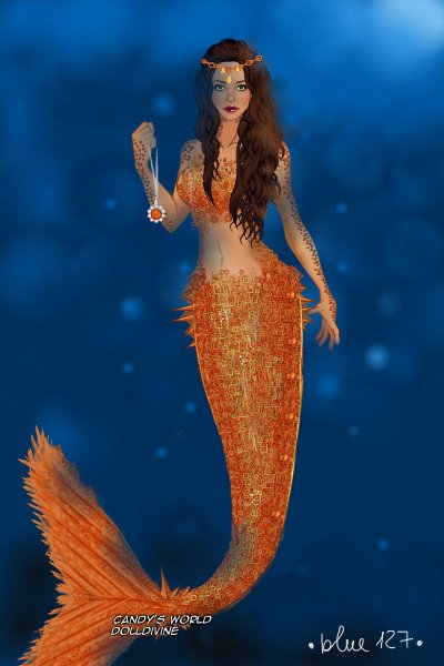 Treasures of the Ocean ~ #Mermaids! #UnderTheSea