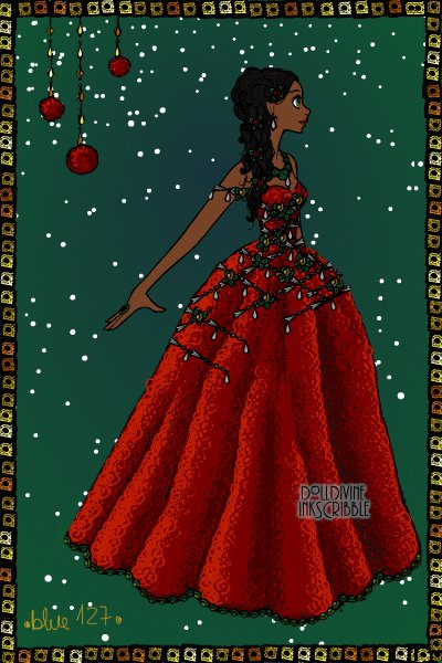 Christmas Couture ~ IDK.