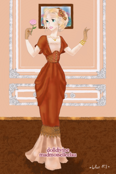 The Orange Lady ~ I am attending @Lolitakitten's 20th Ce