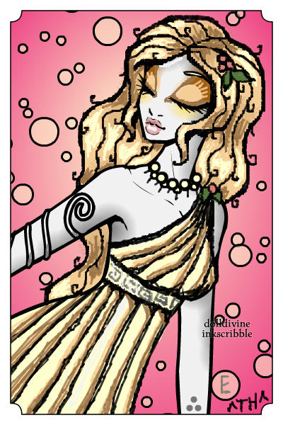 Greek Goddess ~ This doll belongs to bluesmooth127: