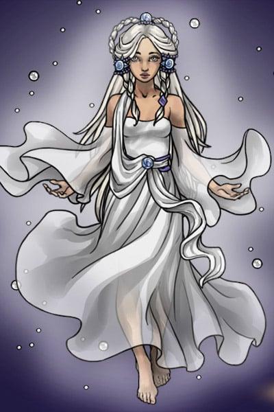 Princess Yue By Artistem