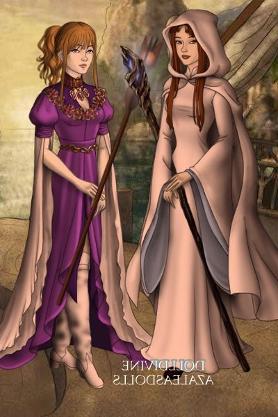 FE6-Series: Healers ~ Clarine and Elen