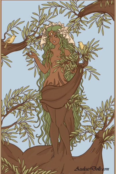 Dryad ~ I like this maker actually BECAUSE it ha