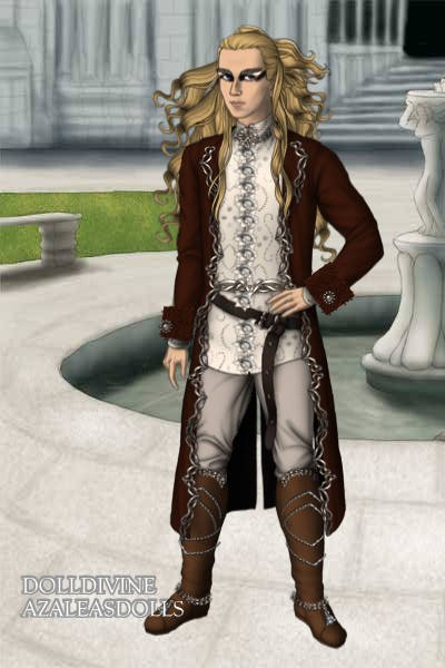 Jason, King Jareth\'s son ~ Inspired from the Goblin-King from the m