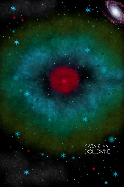 500: Helix Nebula ~ My first attempt of making something lik