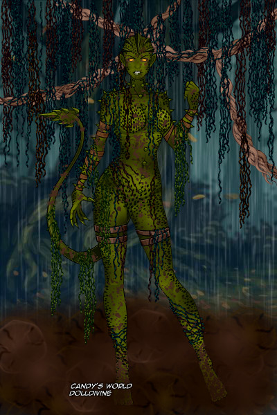 Beware Of The Swamp Thing ~ Created after an idea from Missa: http:/