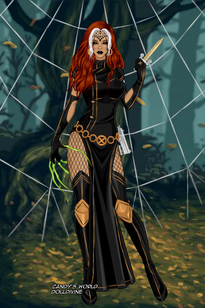 The REAL Black Widow ~ I always wondered why the former SHIELD-