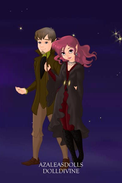 Tonks and Remus Lupin ~