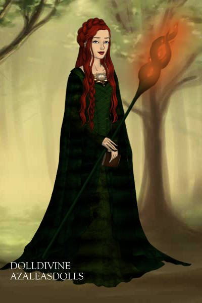 Irish Witch ~
