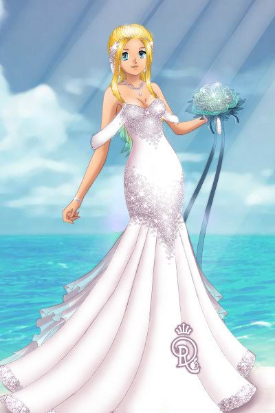 DDNTMSS Eos Lagana Round 8-Bridal! ~ Ok, this is pretty simple but I couldn't