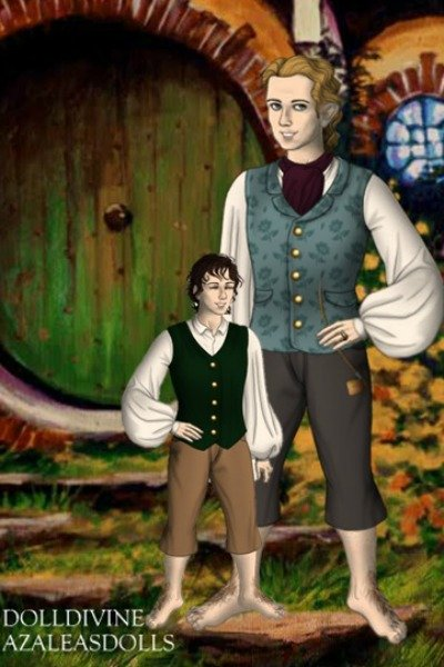 Bilbo and his dad ~
