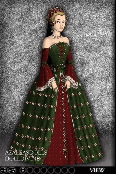 Merry Christmas TudorQueen16! ~ Hope you like it!! I'm not very used to
