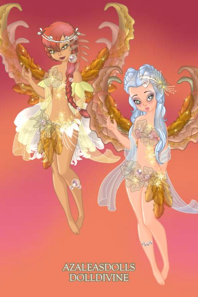 Adopted~ ~ Sunrise Fairies/Angels I guess?? Not sur