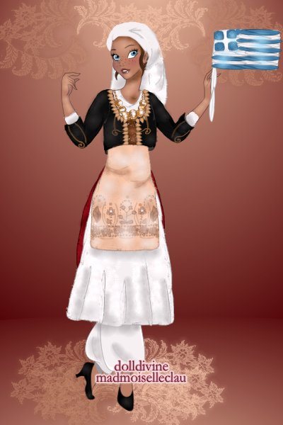 DDNTM~Madeline Greyson~All Around The Wo ~ Finally done!! :D Hope she's ok!  My cou