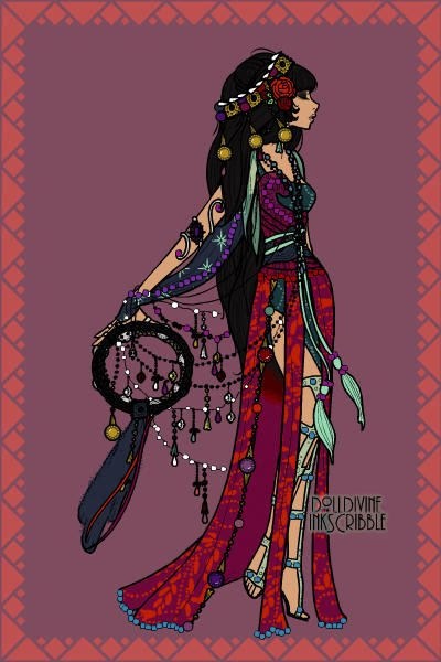 Carmen Amaya, Queen of the Gypsies ~