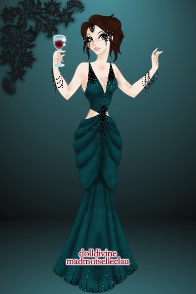 Lost\'s Birthday Gala ~ My dress for @lostintheworld's birthday