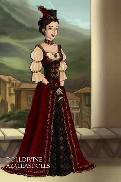 Renaissance Steampunk (requested by Quee ~ Requested by @QueenGrania, herself in a