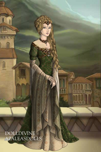 The lady Imogen Abigail Elysse of the El ~ **Before I say anything, I should mentio
