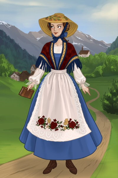 Historically Accurate Belle ~ I realise literally everyone else has al