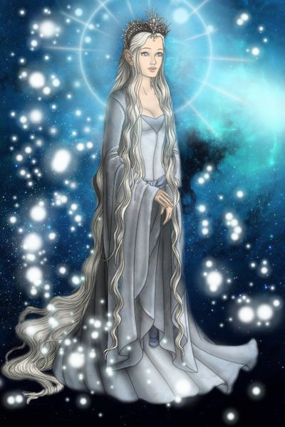 Varda From The The Silmarillion By J R R Tolkien By