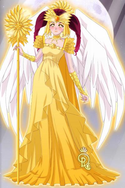Queen of the Sun ~ Staffs guys. Staffs. I will donate money