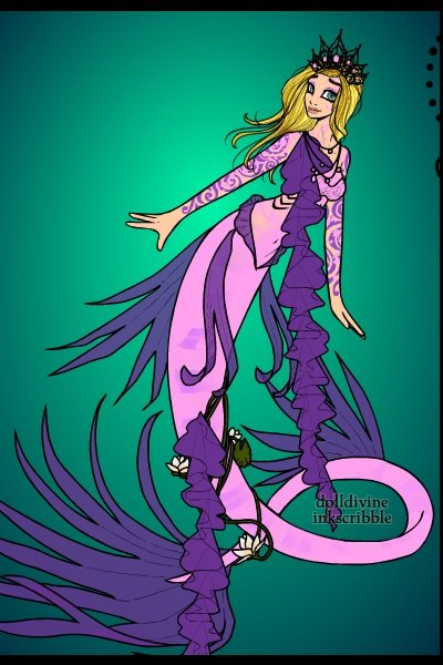Pink and Purple: Emma ~ I always thought Emma was the more 'girl