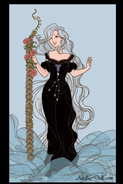 Queen of the Seas ~ I am loving this update!  The drag 'n' d