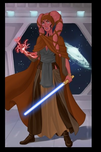 Millay ~ Although she can't remember being a Sith