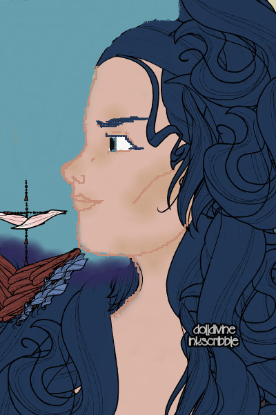 For the Sea Queen Is Deadly ~ Pray, oh sailors, that the queen of Atla