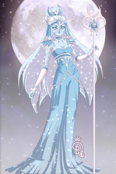 evil ice queen