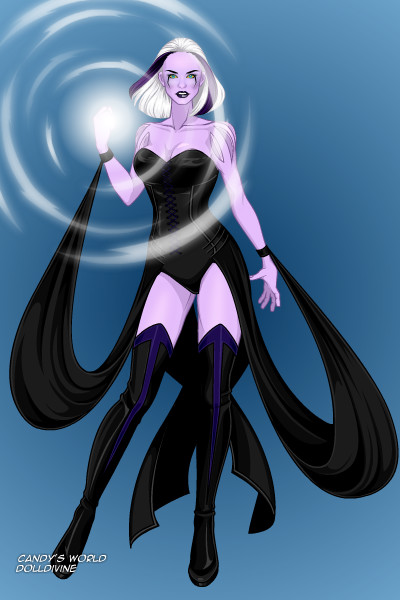 Ursula ~ Ursula as an Overtaker. She call summon