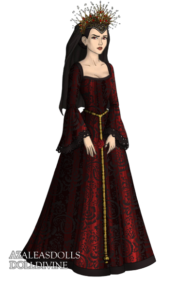 Queen Adriana ~ Maleficent's human form As Queen Adriana