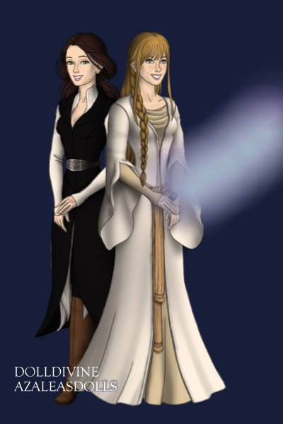 Hannah Solo & Lucy Skywalker ~ Gender-Switched Star Wars: 