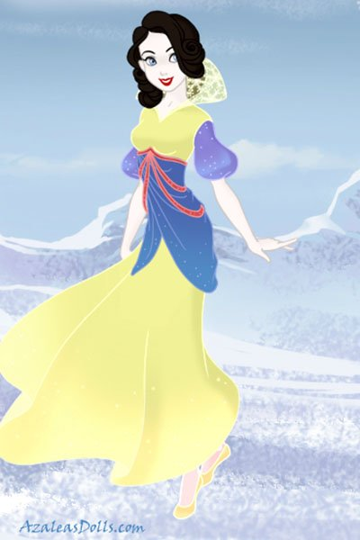 Frozen Snow White ~