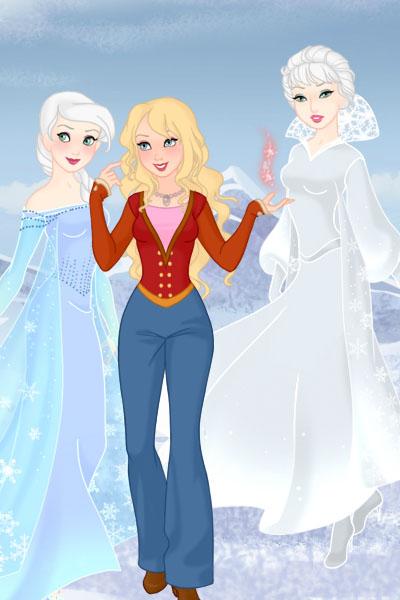 Emma Amp Elsa Vs Ingrid By Saphyralynn
