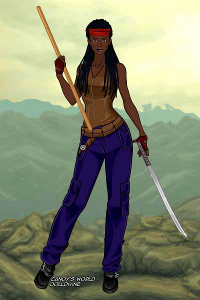 Michonne ~ One of my favorite characters from The W
