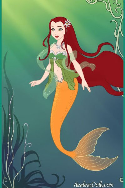 Celyndra ~ Mermaid Princess who is also a gifted He