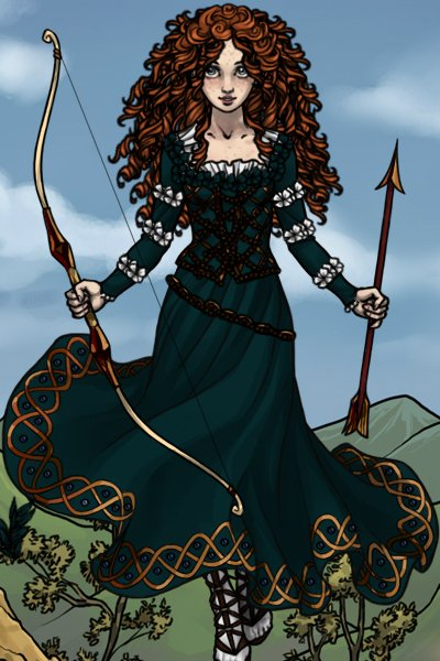Merida (version 1,172 apparently) ~