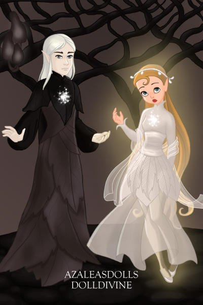 Hades and Persephone ~