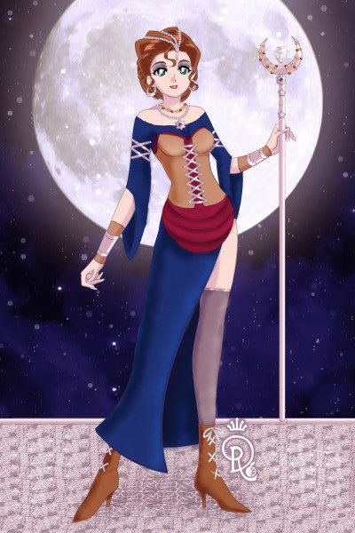 For a Spell Casting Anniversary ~ Happy birthday and anniversary Gwenn! I`