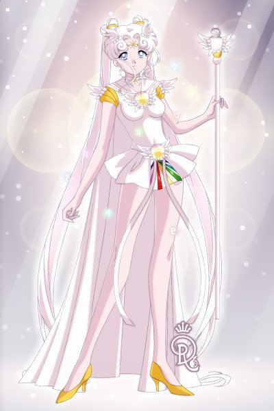 Sailor Cosmos ~ #senshi #sailormoon #sailorcosmos