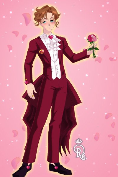 Happy (Valentine\'s) Birthday, Forgotten ~ <3 I thought of a design for a pink Vale