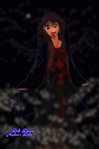 Carrie West - Monsters! - Vampire ~ *Deep breath* AaaaaaAAAAAAAAAAAAAaaaaaaa