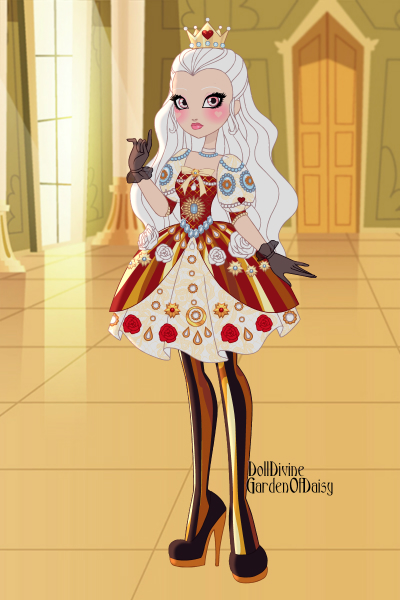 The Princess Of Hearts ~ The queen of hearts daughter<3