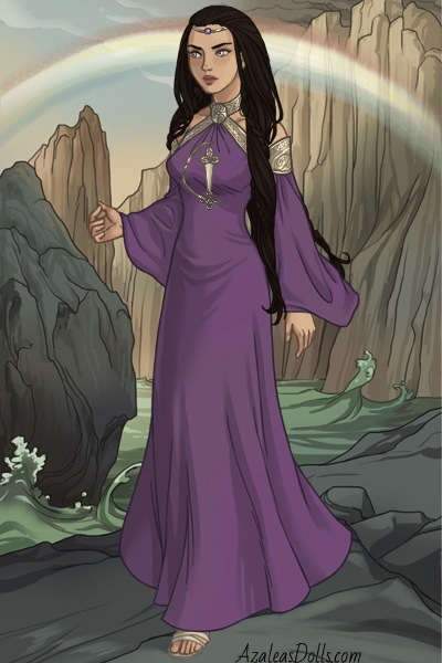 Ashara Dayne By Lilithmoon22