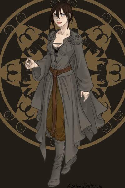 Asha Greyjoy 2 ~ by Lilithmoon22