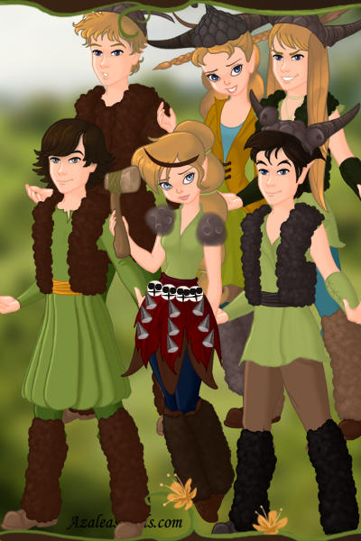 How to train your dragon fishlegs ruffnut tuffnut hiccup astrid how to train your dragon fishlegs ruff ccuart Images