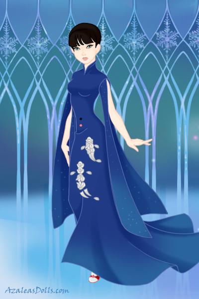 Koi Fish Princess