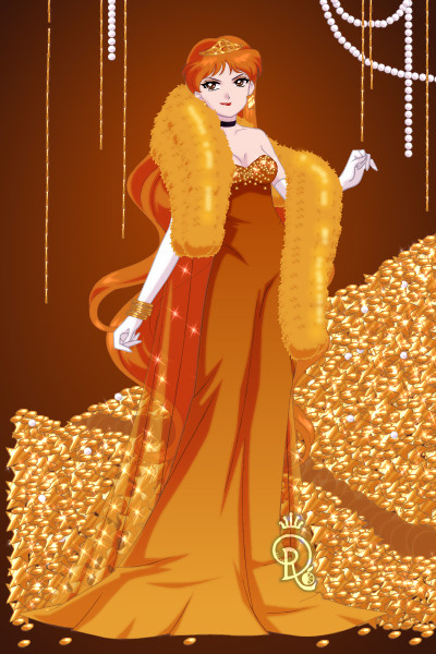 DDNTM: Senshi Edition - Deadly Sins! ~ I was assigned Greed for this week - pre